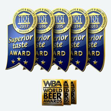 Награды пиву ДАБ