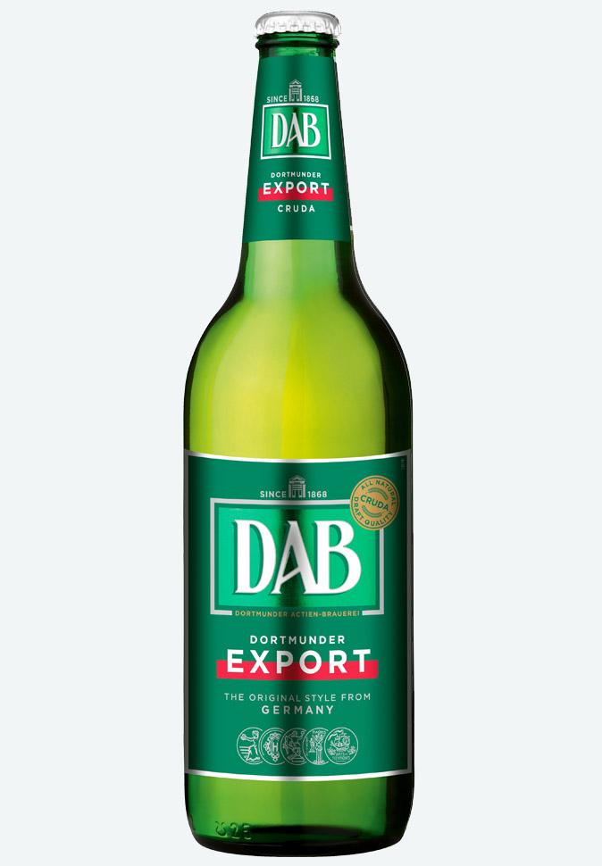 Пиво Даб 0,66 литра