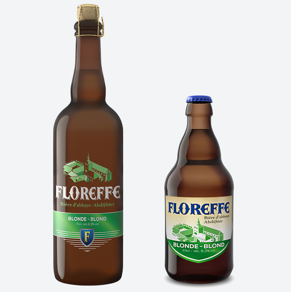 Floreffe Blonde 0.33l; 0.75l