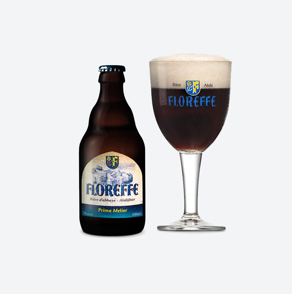 Темное аббатское пиво