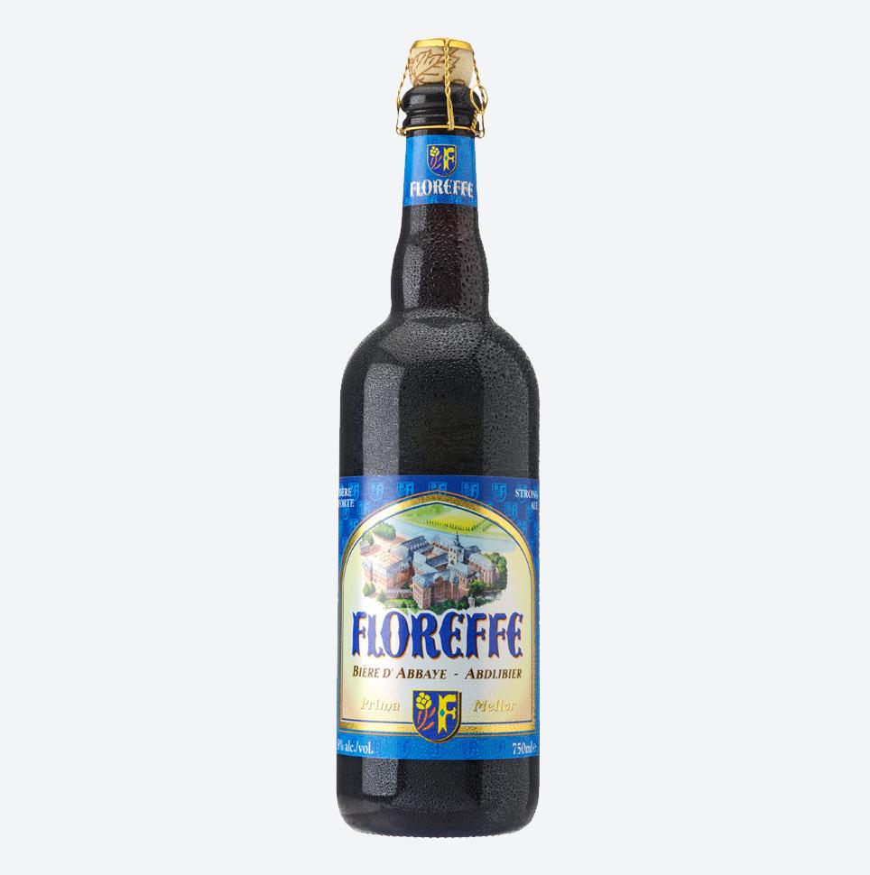 Флореф Мелиор (Floreffe Melior) - почти черное крепкое аббатское пиво