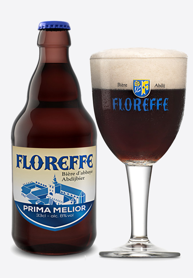 Floreffe Triple 0.33 с бокалом (Флореф Трипл)