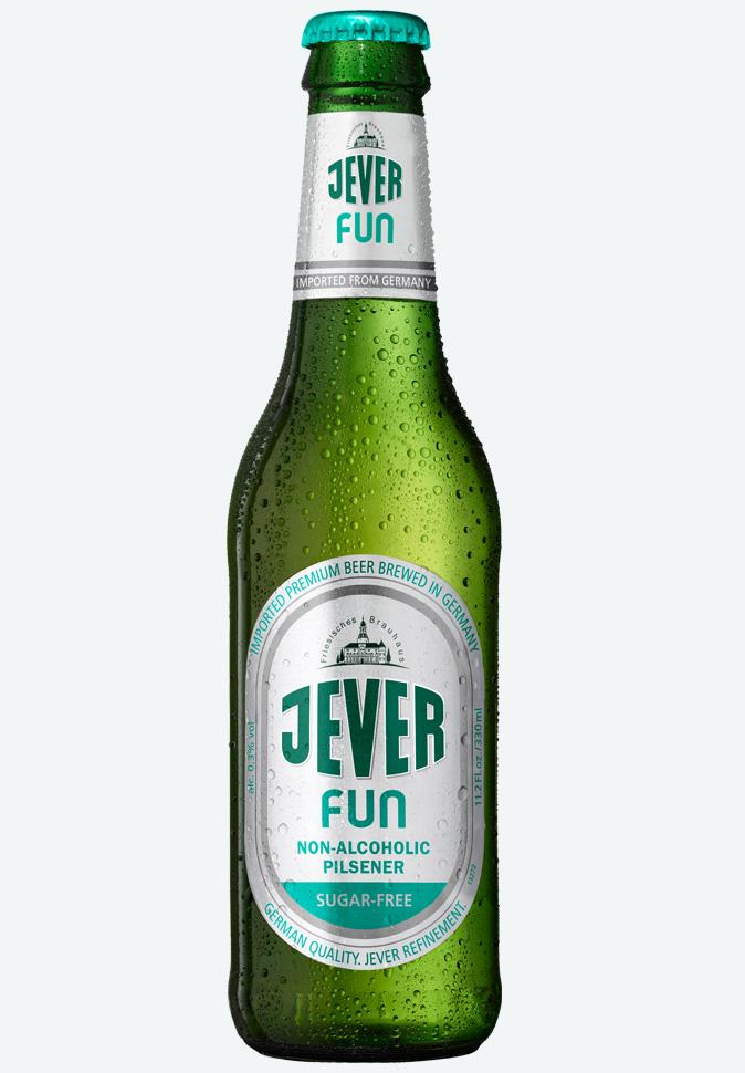 Jever FUN sugar free