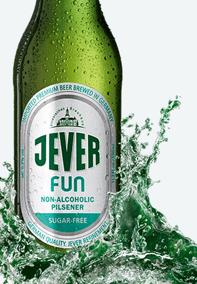 Йевер Фан - безалкогольное пиво
