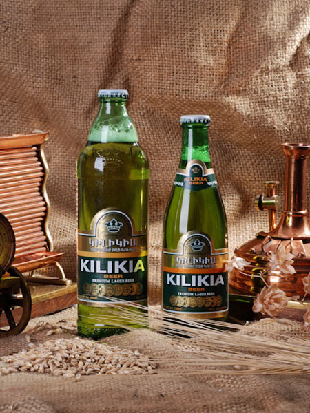 Пиво Киликия светлое