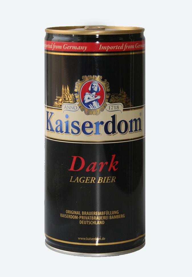 Пиво Кайзердом темное