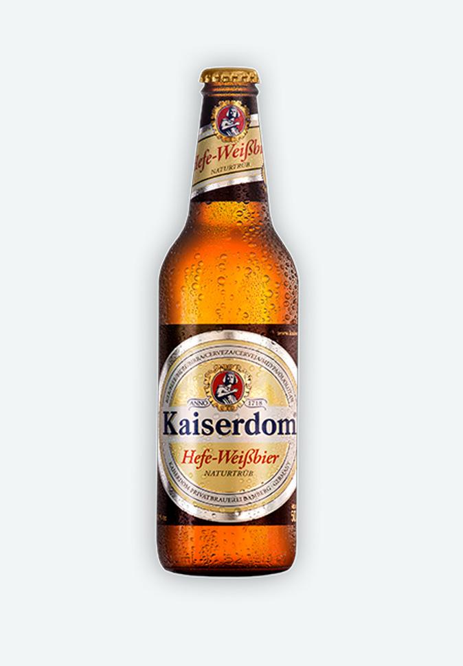 Пшеничное пиво Кайзердом