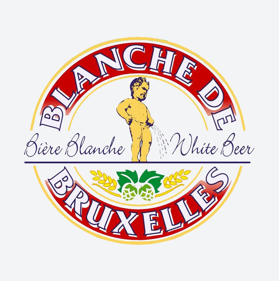Логотип Бланш де Брюссель