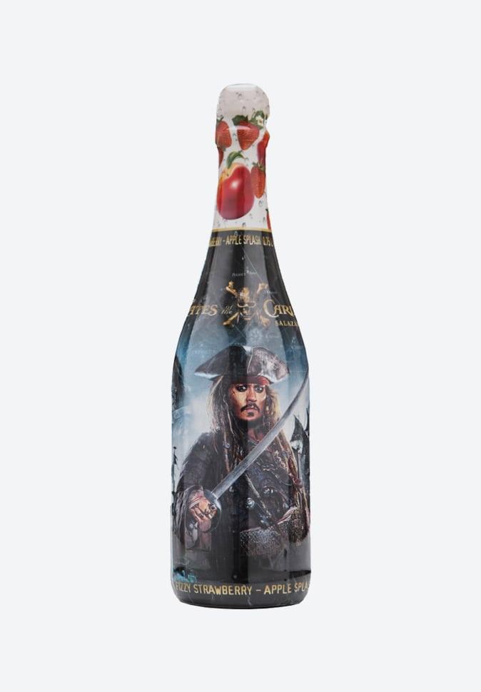 Шампанское Пираты Карибского моря