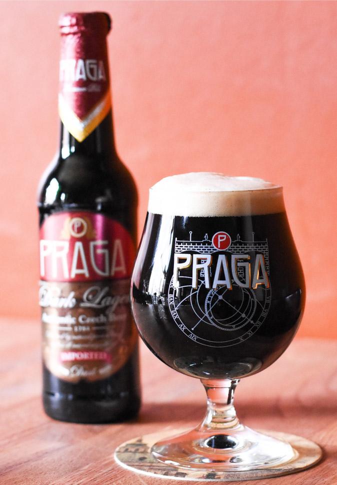 Пива Прага темное