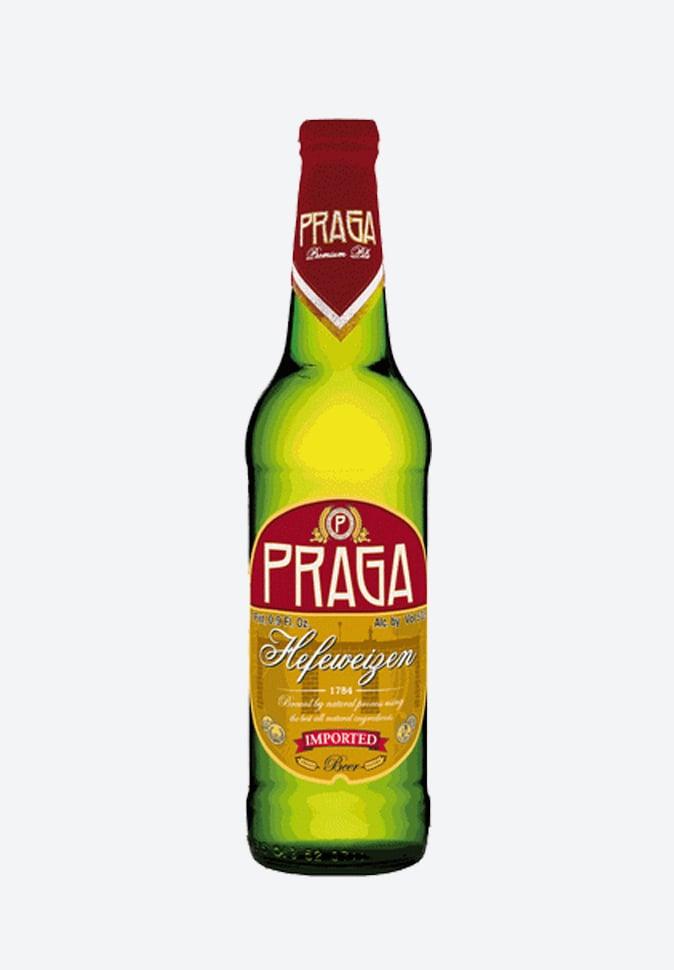 Прага нефильтрованное