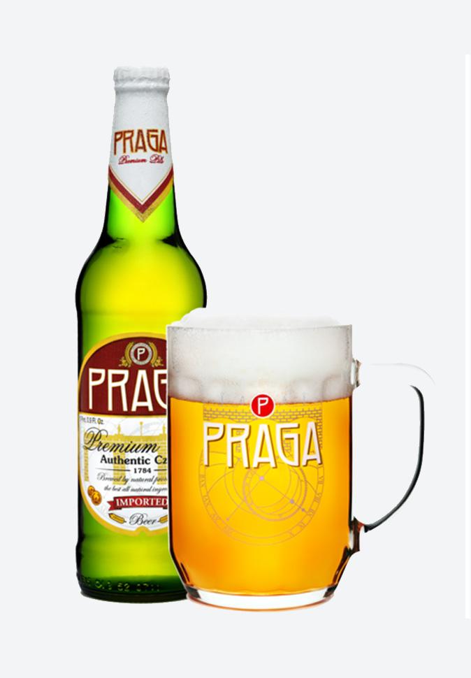Пиво Praga Premium