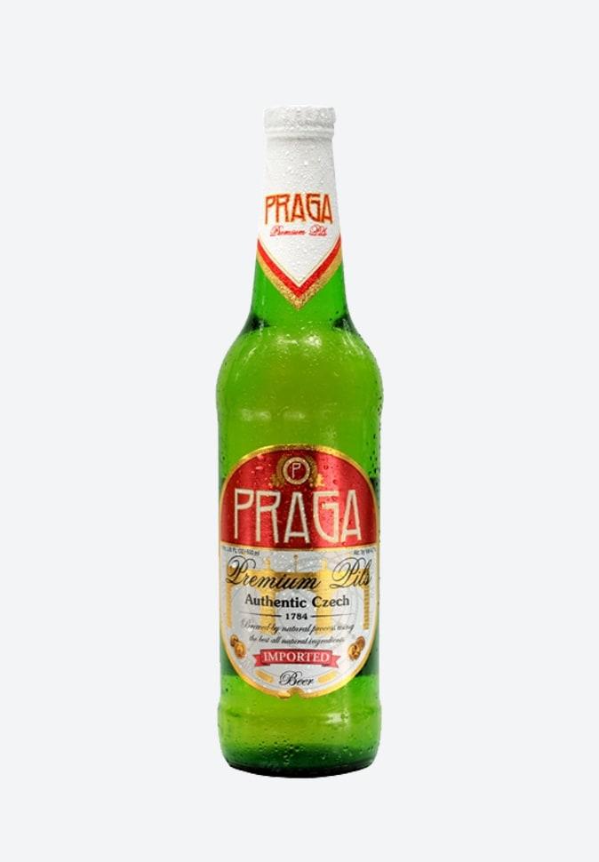 Пиво Praga Premium светлое