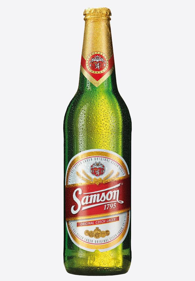 Пиво Самсон (Samson) светлое