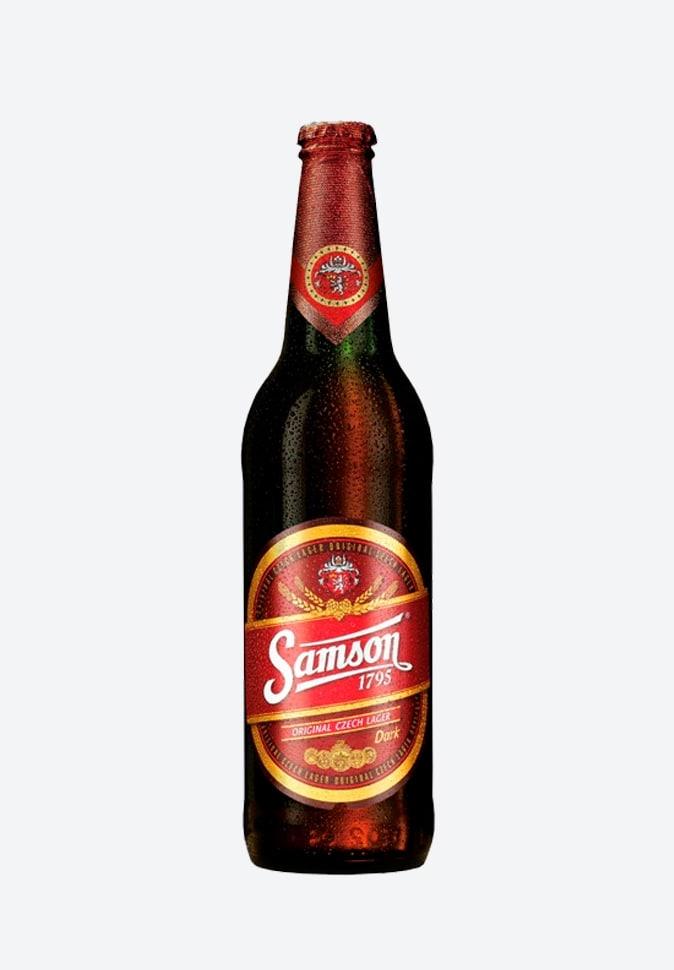 Пиво Самсон темное