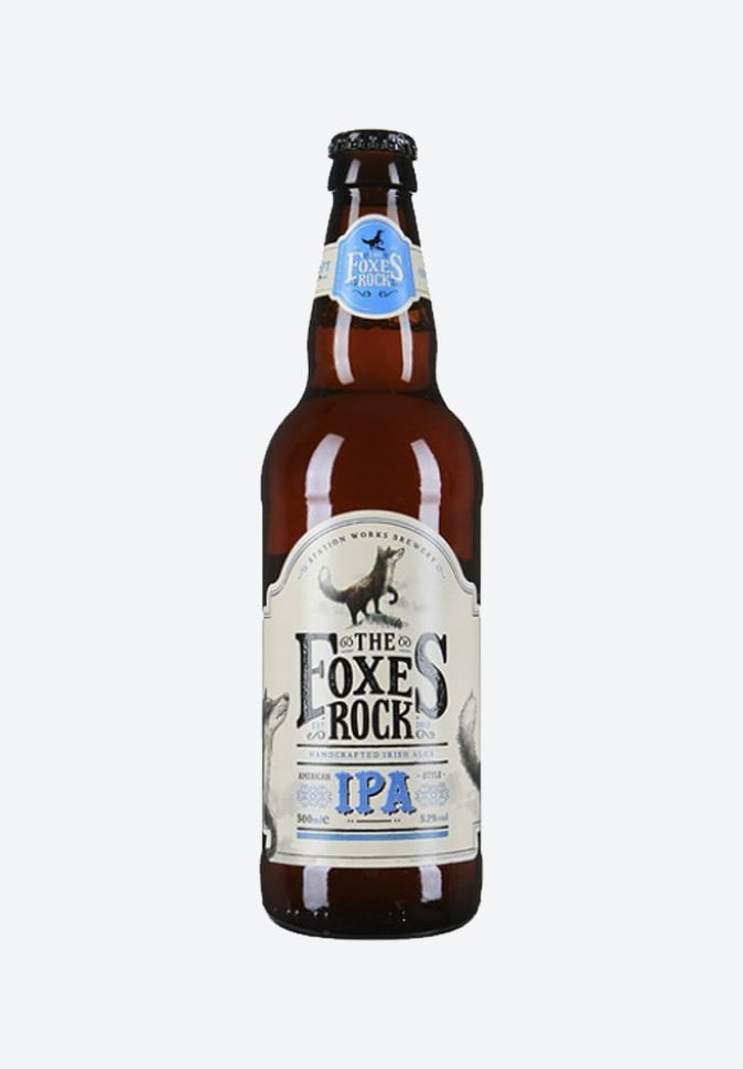 IPA Foxes Rock