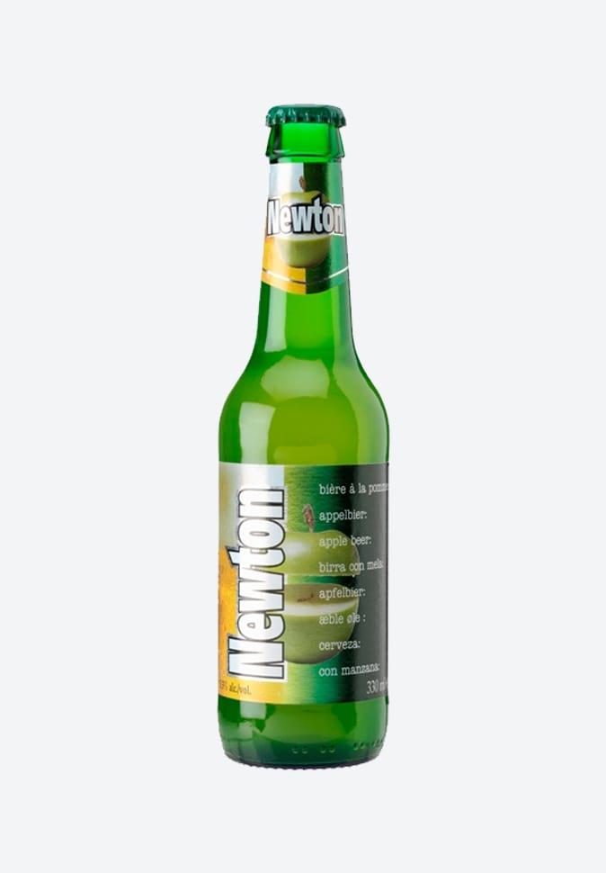 Пиво Ньютон