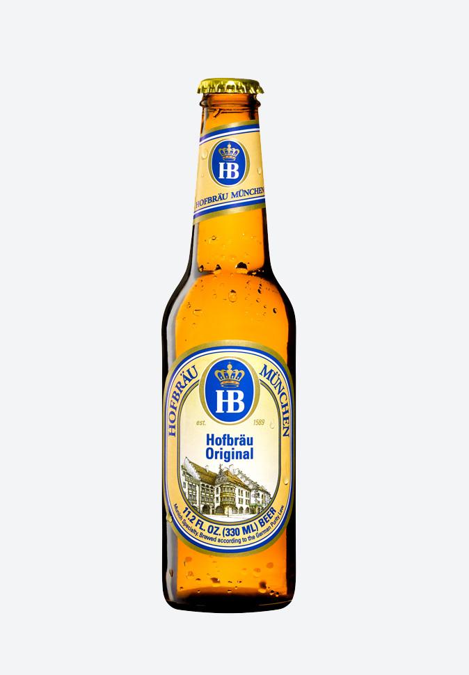 Хофброй Ориджинал (Hofbrau Original) 0.33 л