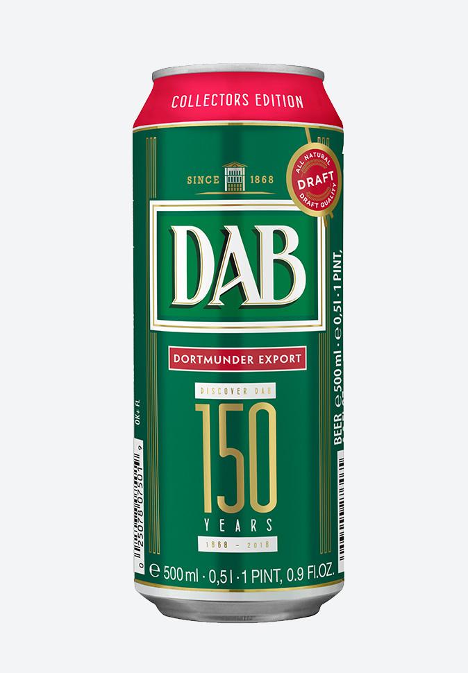 Ретро-дизайн банки ДАБ