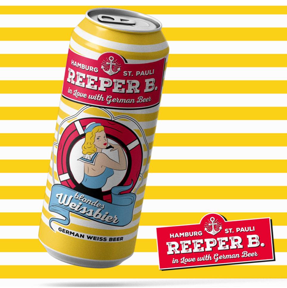 Нефильтрованное пиво Рипер Би