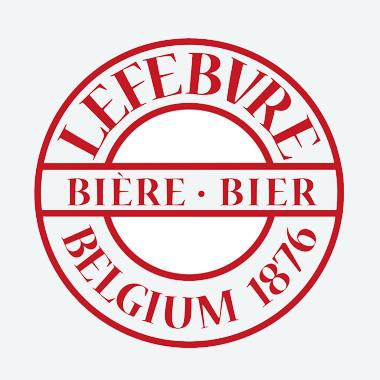 Логотип пивоварни Лефебвр (Lefebvre), Бельгия