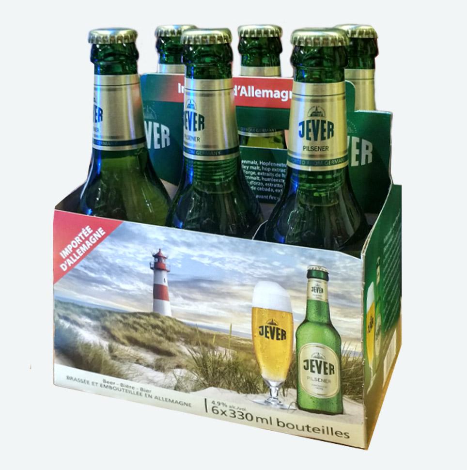 Пиво Jever