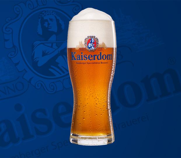 Пиво Кайзердом Келлербир