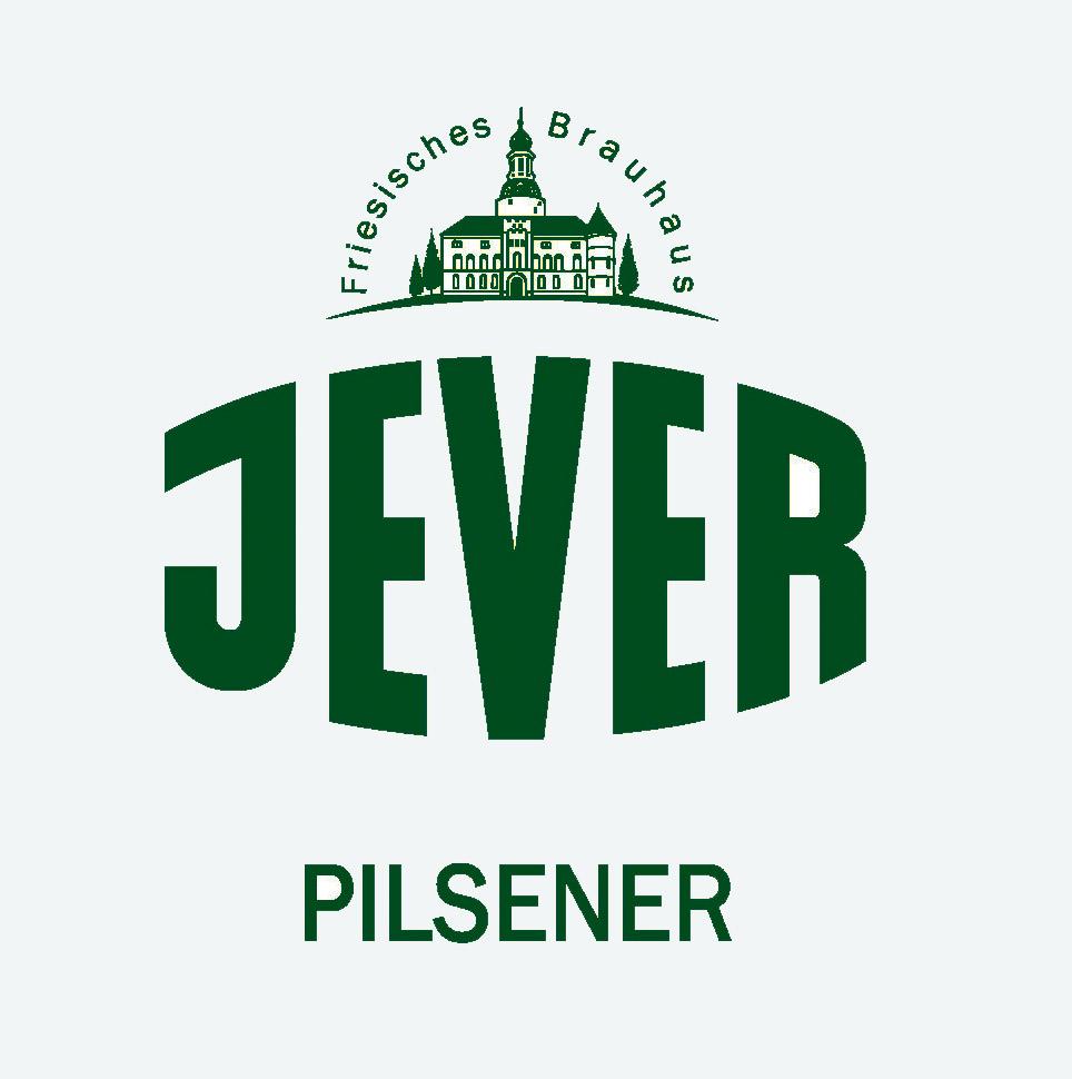 Логотип Jever
