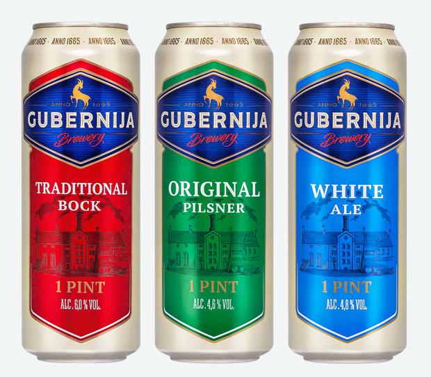 Пиво Губерния