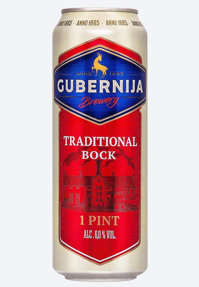 Пиво Губерния Бок (пинта)