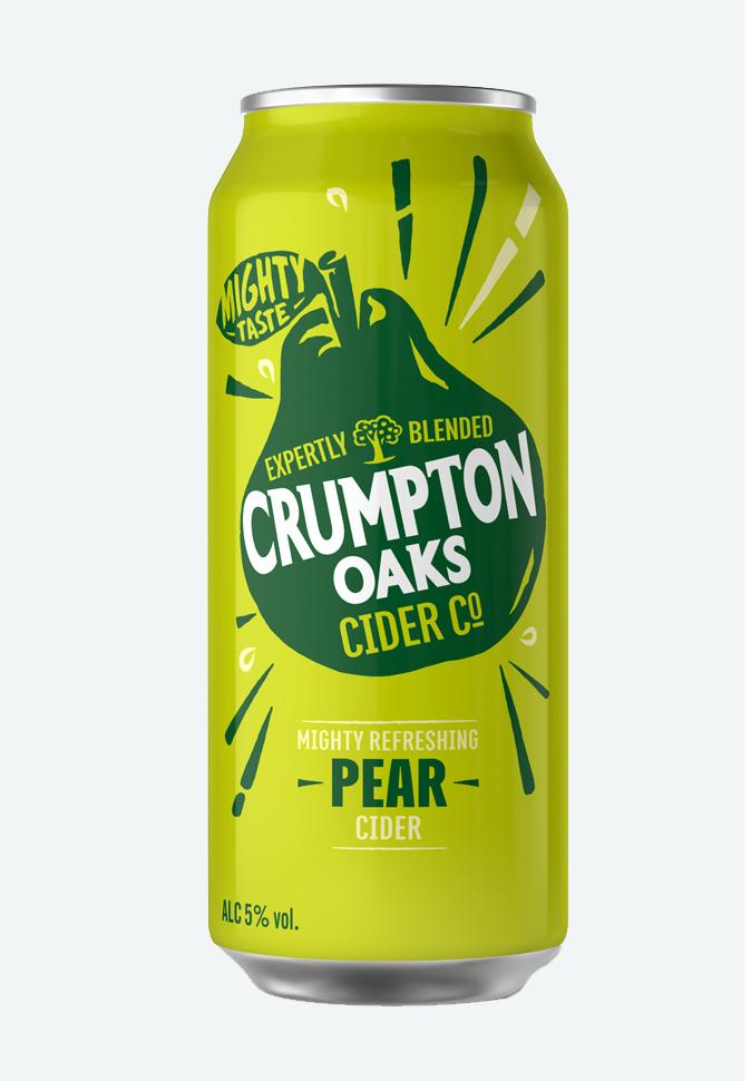 Грушевый сидр Crumpton