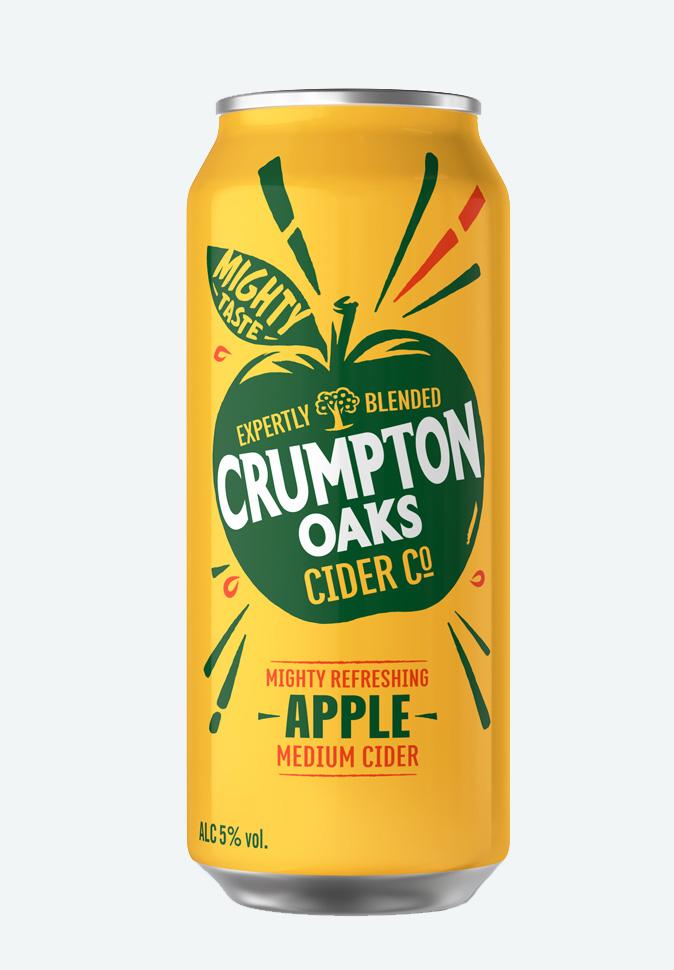 Яблочный сидр Crumpton
