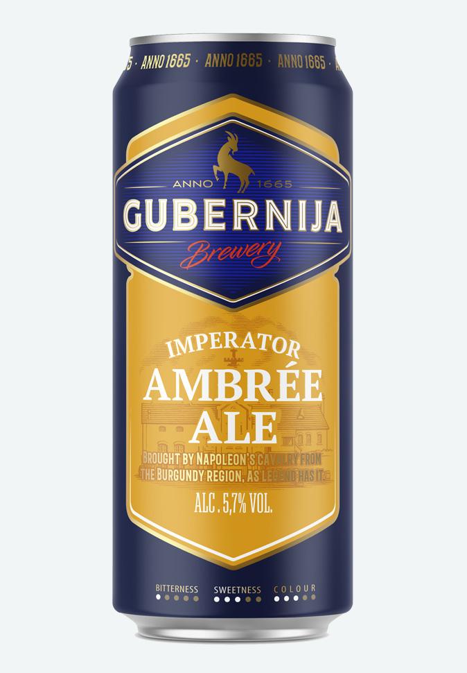 Gubernija Ambree Ale