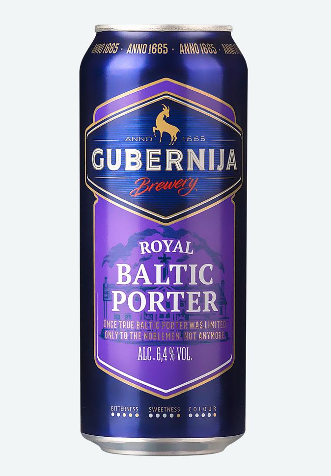 Gubernija Baltic Porter