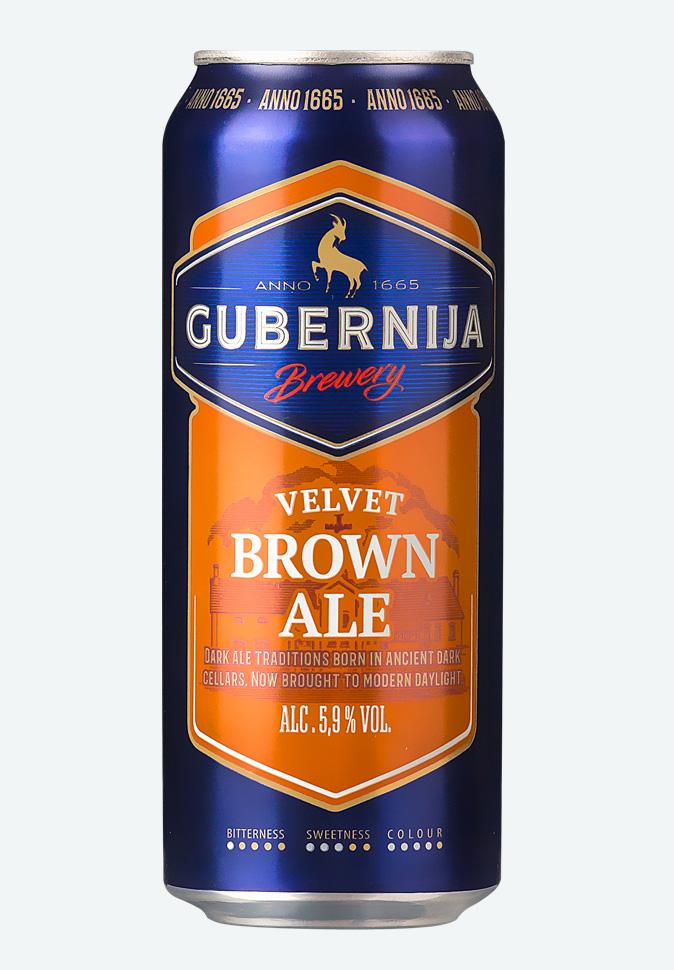 Gubernija Brown Ale