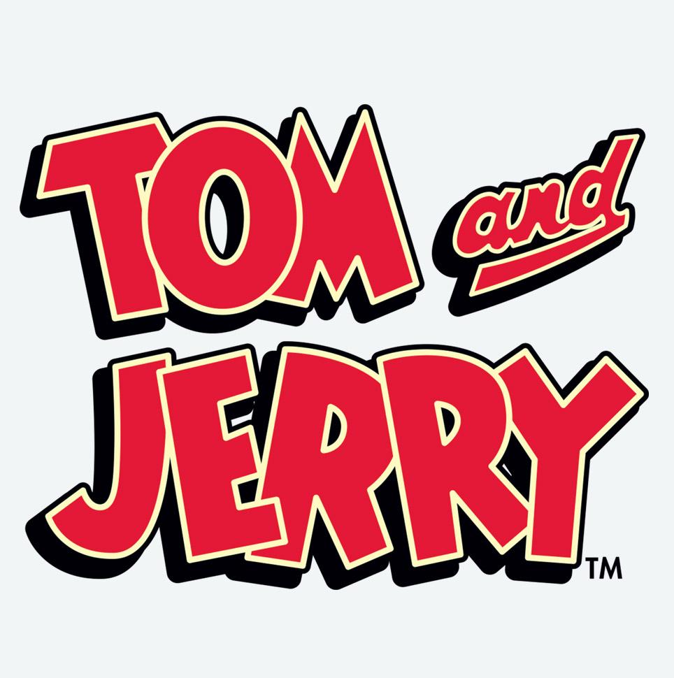 Логотип Том и Джерри