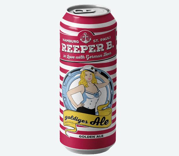 Reeper B. Golden Ale