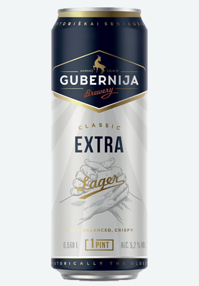 Gubernija Extra Lager