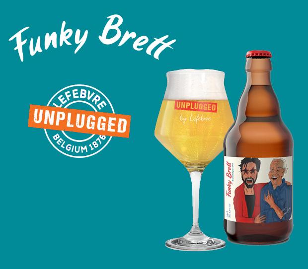 Funky Brett Unplugged